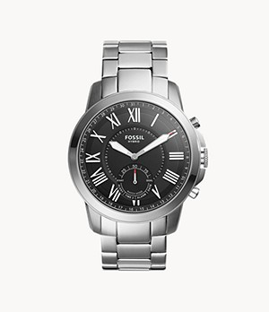Hybrid Smartwatch Grant Stainless Steel