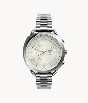 REFURBISHED Hybrid Smartwatch - Accomplice Stainless Steel