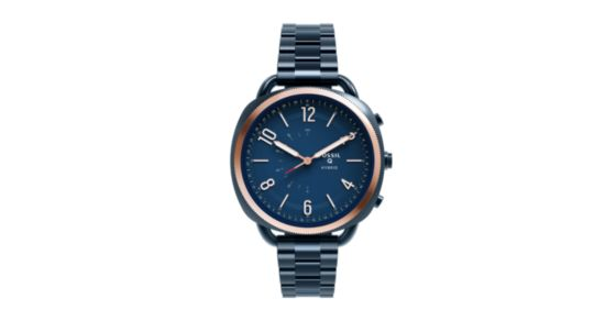 fossil q hybrid instructions