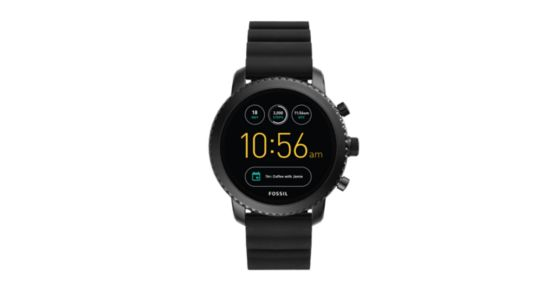 fossil q smartwatch instructions