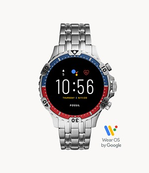 REFURBISHED Gen 5 Smartwatch Garrett HR Stainless Steel