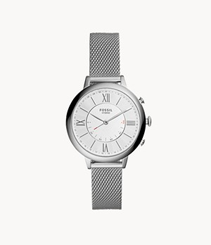 Hybrid Smartwatch Jacqueline Stainless Steel