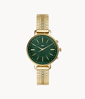 Hybrid Smartwatch Cameron Gold-Tone Stainless Steel