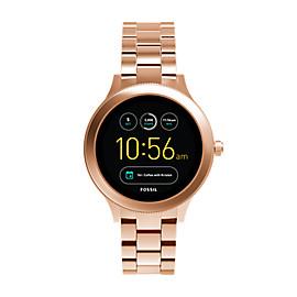 Gen 3 Smartwatch – Venture Rose-Gold-Tone Stainless Steel