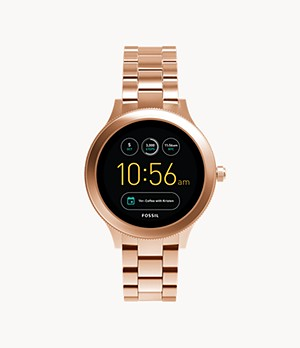 REFURBISHED Gen 3 Smartwatch Venture Rose Gold-Tone Stainless Steel