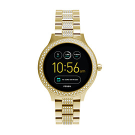 Gen 3 Smartwatch – Venture Gold-Tone Stainless Steel