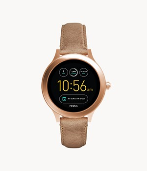 Gen 3 Smartwatch Venture Sand Leather