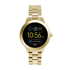 Gen 3 Smartwatch - Venture Gold-Tone Stainless Steel