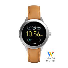 Gen 3 Smartwatch – Venture Luggage Leather