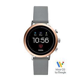 Gen 4 Smartwatch - Venture HR Grey Silicone