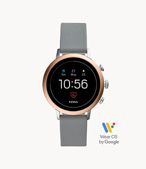 REFURBISHED Gen 4 Smartwatch Venture HR Gray Silicone