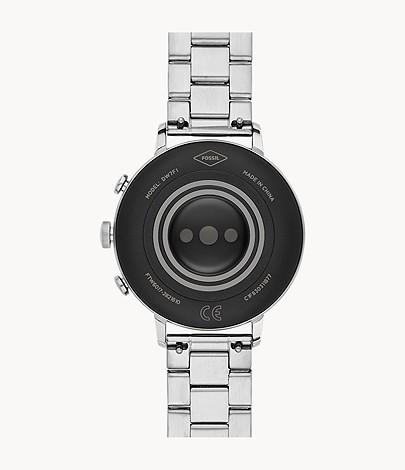 Damen Smartwatch Venture HR 4. Generation Edelstahl