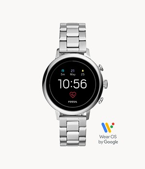 Gen 4 Smartwatch Venture HR Stainless Steel