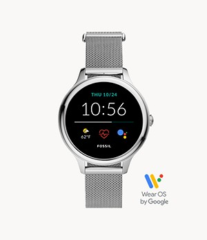 Gen 5E Smartwatch Stainless Steel Mesh