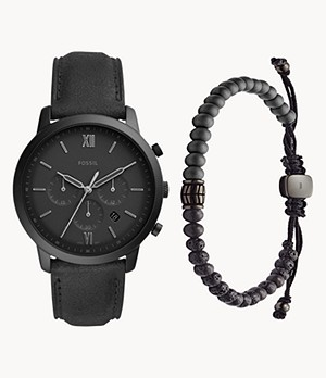 Neutra Chronograph Watch And Bracelet Product Set