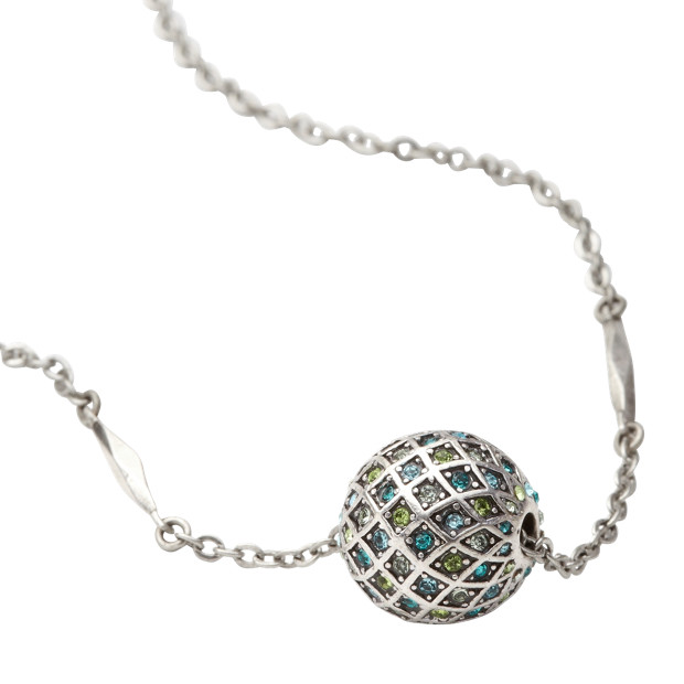 JA5249 - Deco Glitz Necklace