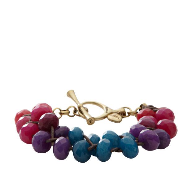Woven Rainbow Bracelet