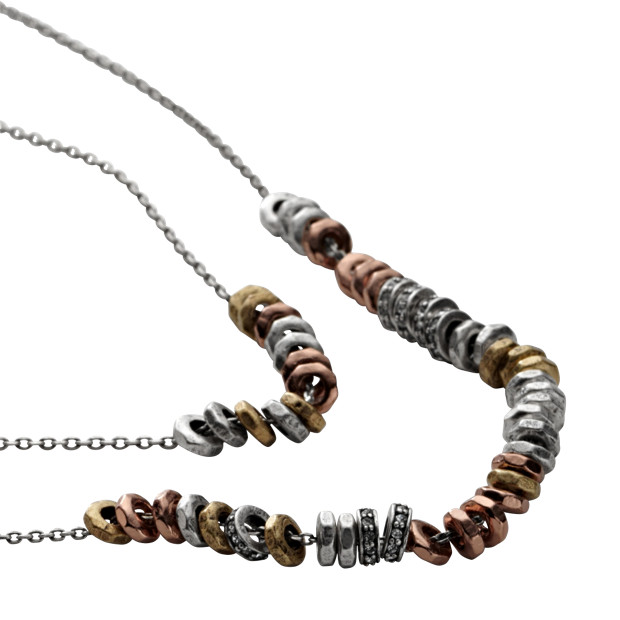 Rondell Layered Necklace