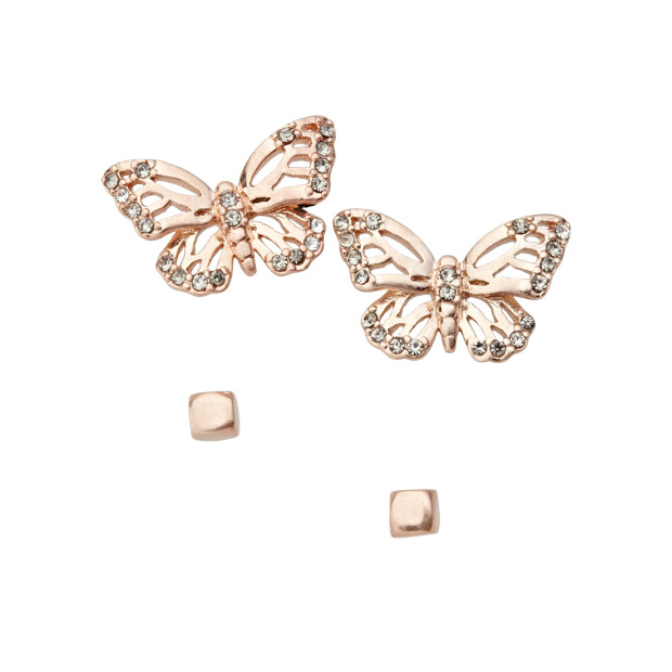 Butterfly Duo Earrings