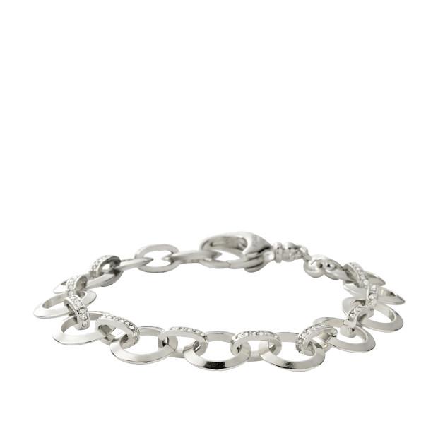 Glitz Charm Starter Bracelet