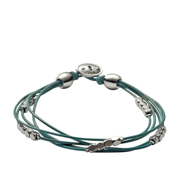 Dainty Wrist Wrap - Blue