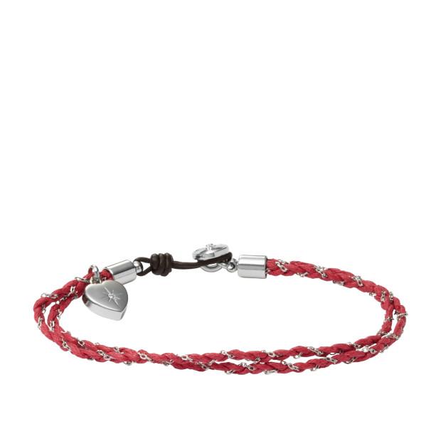 Friendship Bracelet - Pink