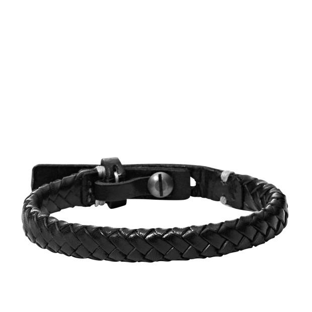 Braided Bracelet - Black