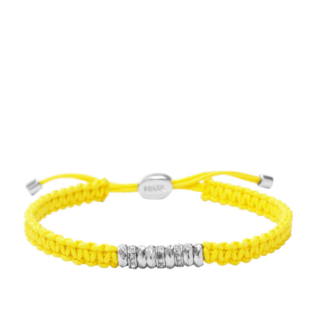 Woven Wrist Wrap - Yellow
