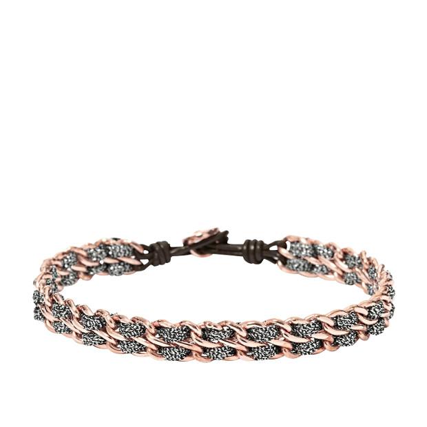 Woven Chain Wrap