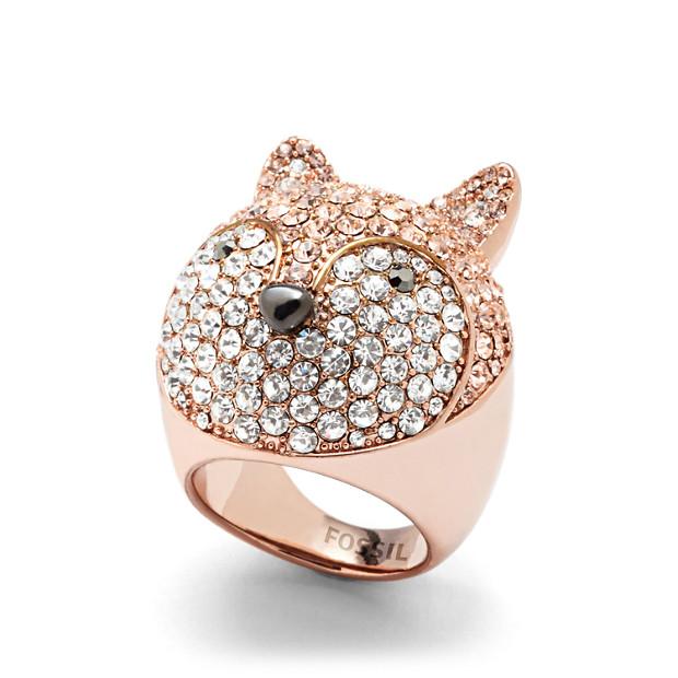 Glitz Fox Ring