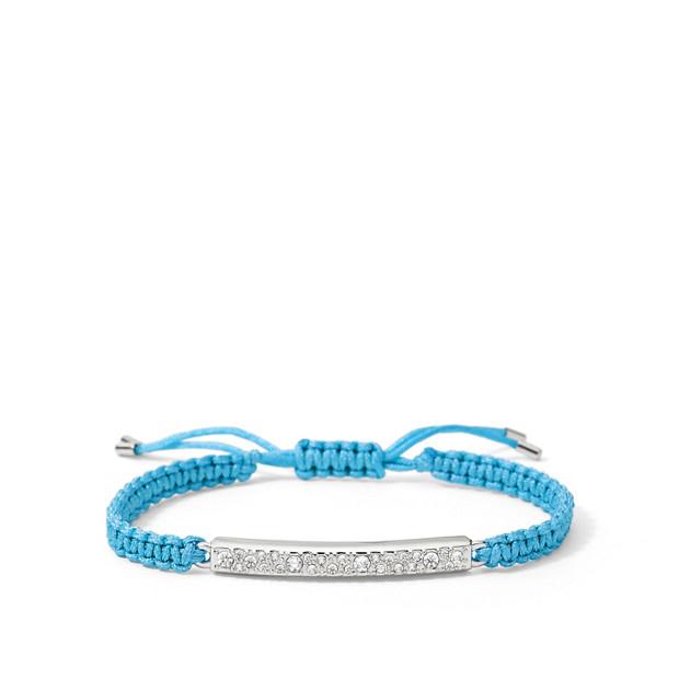 Glitz Bar Wrist Wrap - Turquoise