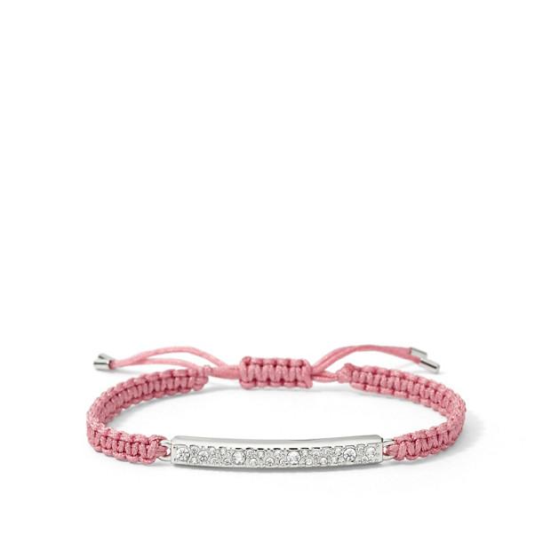 Glitz Bar Wrist Wrap- Pink