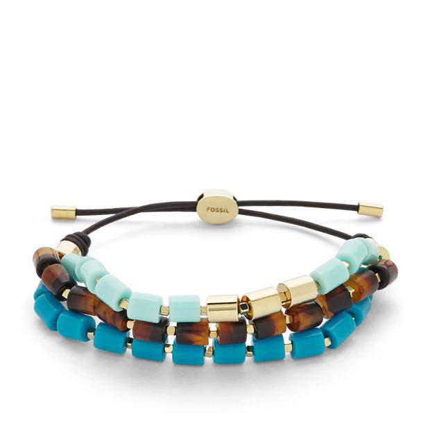 Multi Tort Beaded Bracelet