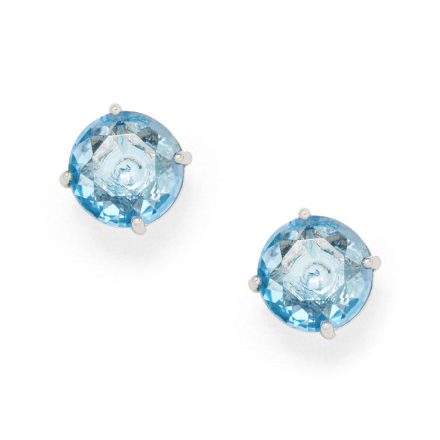 Colored Crystal Studs