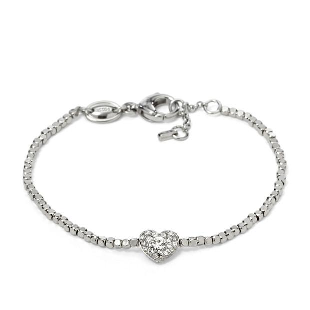 Nugget Heart Bracelet
