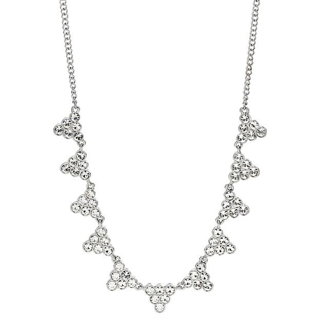 Collier avec cristaux