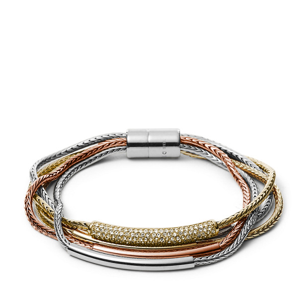 Damen Armband - Multi-Chain