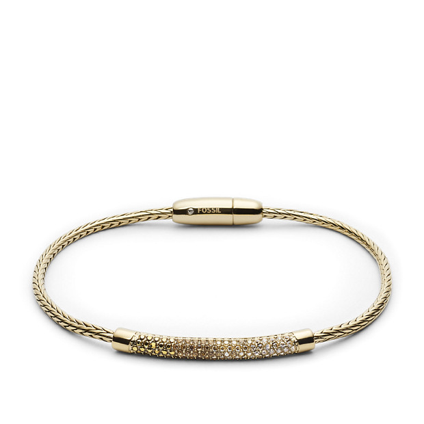 Damen Armband - Thin Glitz Ombre