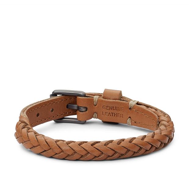 Retro Pilot Braided Bracelet