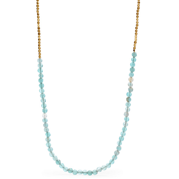 Damen Halskette - Fossil x Me to We Beaded Necklace