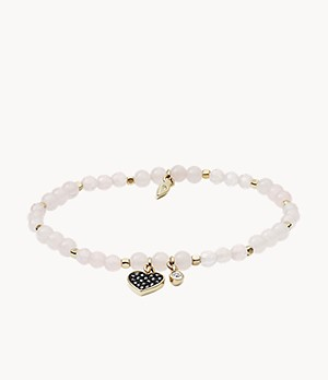 Damen Armband Rose Quartz