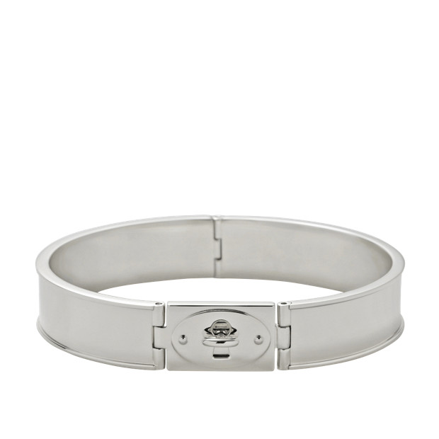 Turnlock Bangle