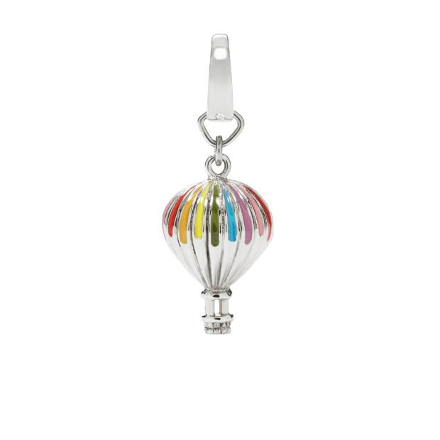 Hot Air Balloon - Steel