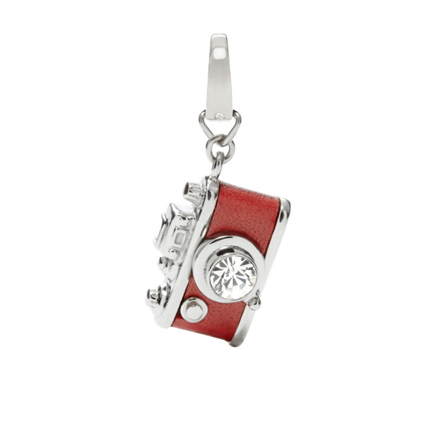 Camera Charm - Red