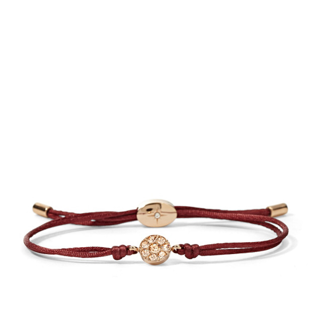 DAINTY Disc Wrap - Red