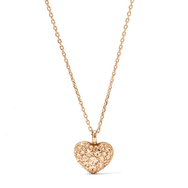 Glitz Heart Pendant