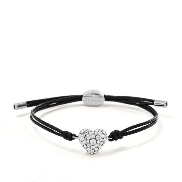 Damen Armband Glitz Heart