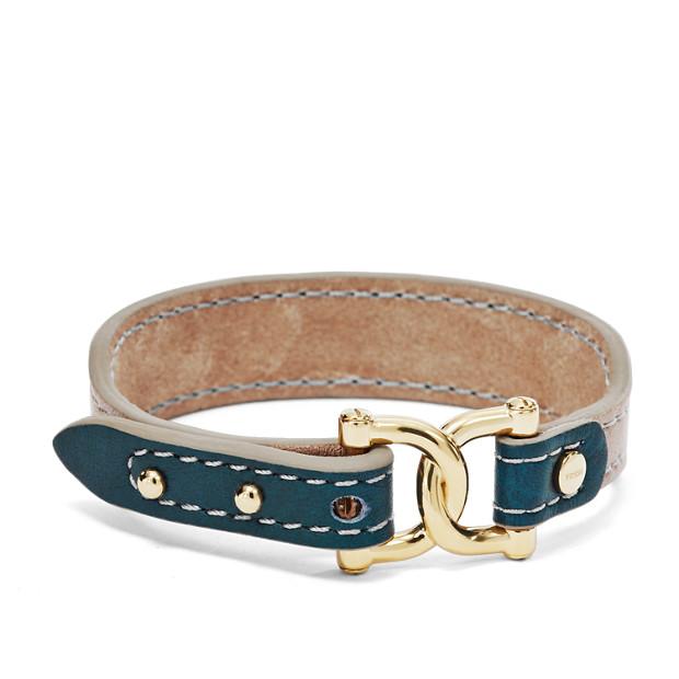 D-Link Leather Bracelet