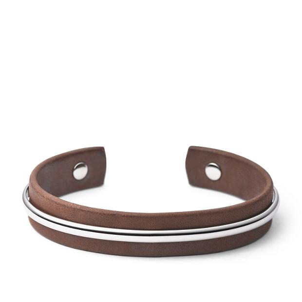Flex Leather Cuff