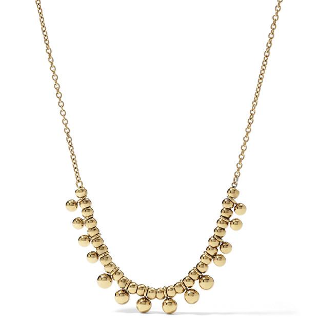 Collier perlé